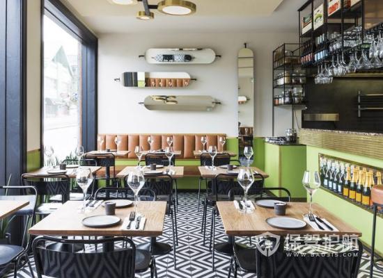 咖啡馆如何装修能吸引人?咖啡馆颜色搭配方案