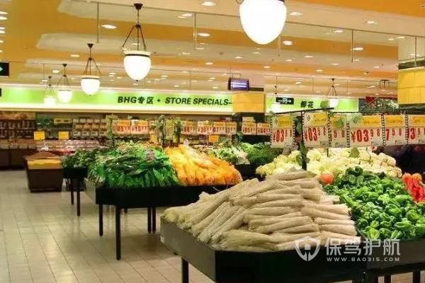 超市如何裝修?2020超市設計方案