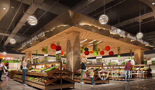 商場裝修注意事項有哪些?2020年商場超市裝修方案