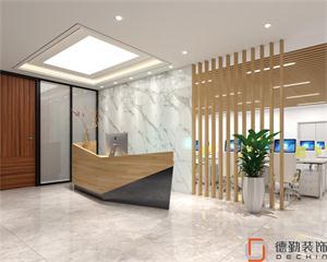 南山科创大厦办公室设计