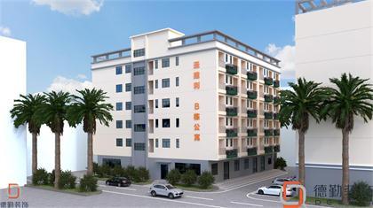 观澜瞪羚谷D栋6楼设计