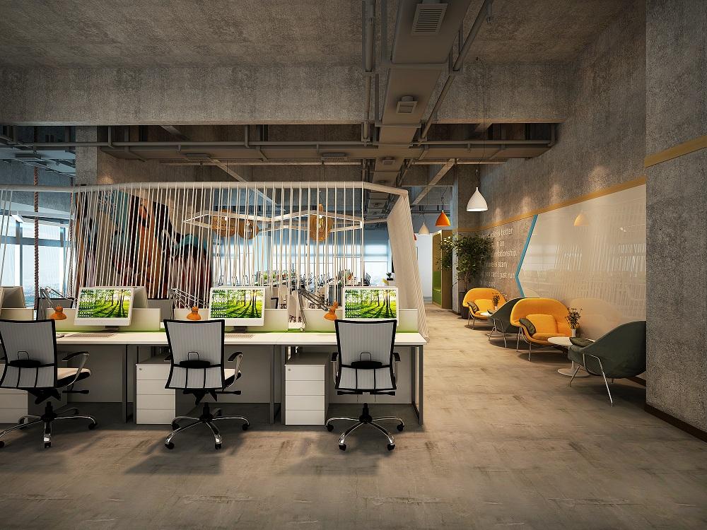 德勤装饰解读:办公室装修细节知多少?