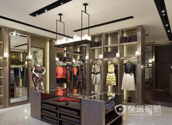 服装店吊顶什么材料最便宜?服装店吊顶材料大全