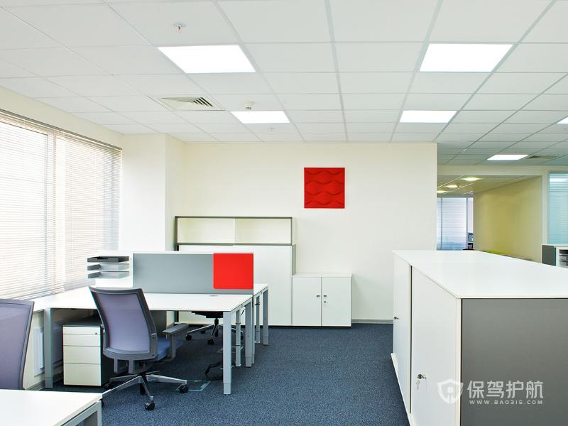 办公室吊顶装修效果图