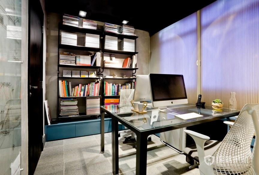 简约风格领导办公室装修效果图