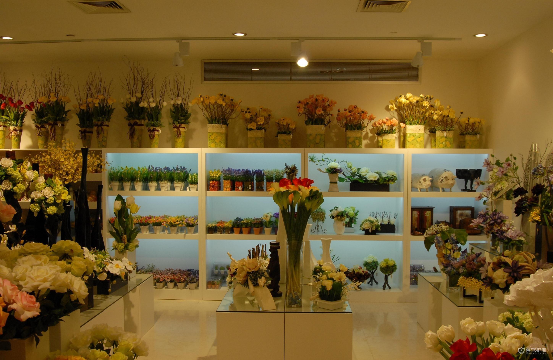 鲜花店墙面怎么装饰?鲜花店装修要注意什么?