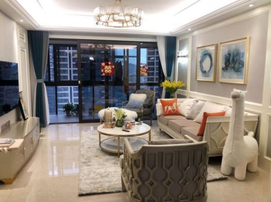 裝修小白的第一套婚房裝修圖,自己裝修費用超太多,光家具就花了8萬