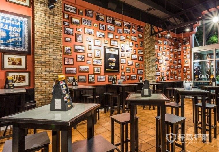 酒吧墻面裝修材料有哪些? 酒吧墻面如何設計?