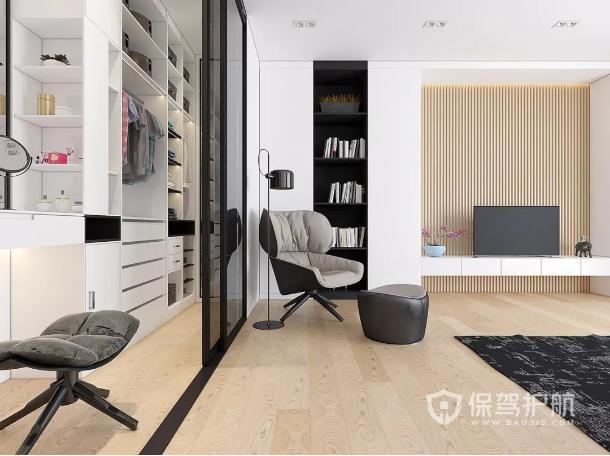 2020年客厅设计效果图-保驾护航装修网