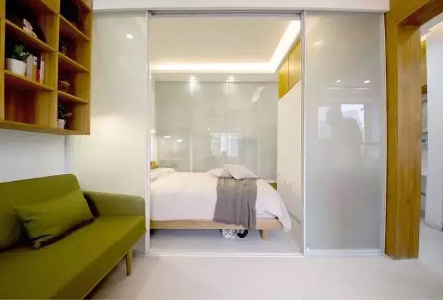 他把走廊當臥室,28平住的五臟俱全:兒童房讓全小區孩子羨慕