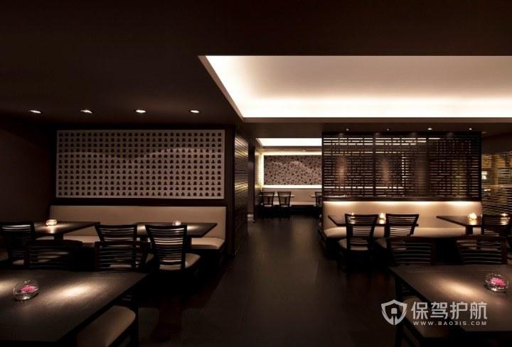 现代新古典典雅酒吧装修效果图