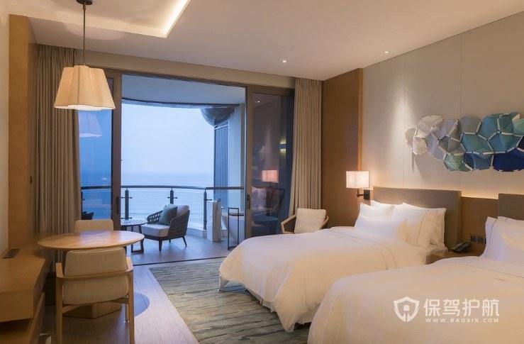 酒店专用软装包括哪些?酒店室内哪几个方面需要设计?