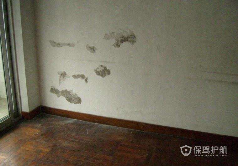 出租房旧墙翻新步骤:出租房旧墙怎么翻新?