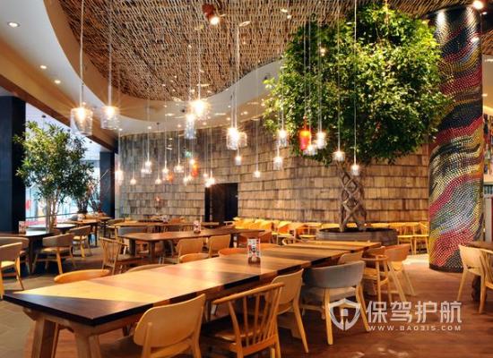 餐廳選什么顏色能吸引顧客?餐廳墻壁色彩搭配技巧