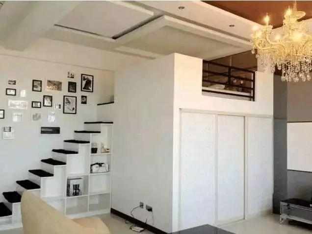 从毛坯一居室到完工4房,小公寓被安排的五脏俱全,满满归属感