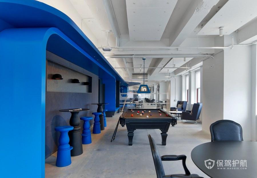 新古典风格办公活动室装修效果图