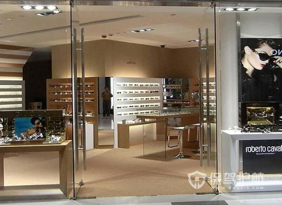 眼镜店门头如何设计吸引人?眼镜店门头设计方案