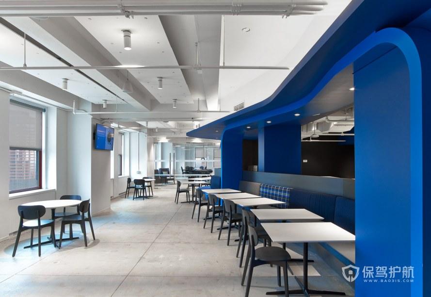 新古典风格办公室就餐区装修效果图
