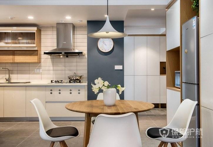 什么戶型適合開放式廚房?弄開放式廚房有什么注意點?