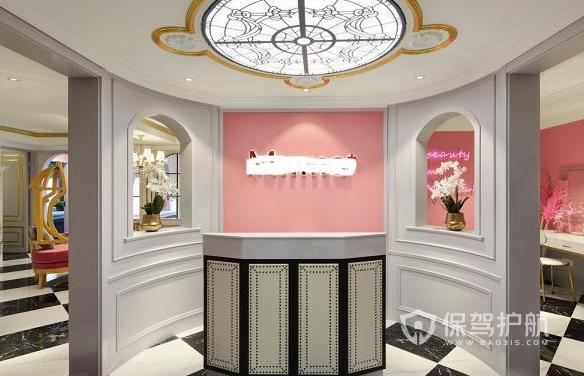 美容院精装修需要多少钱?15万元美容院精装案例效果图