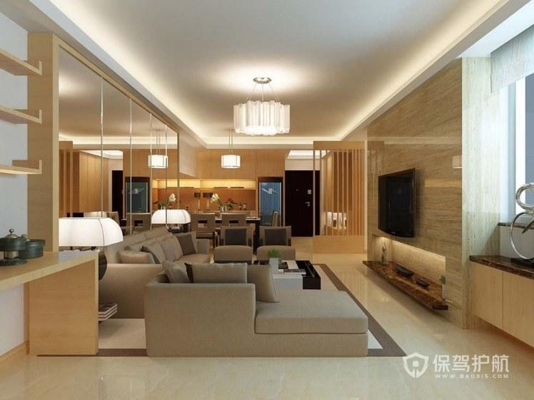 130平现代风格如何装修?打造现代简约家居风注意点