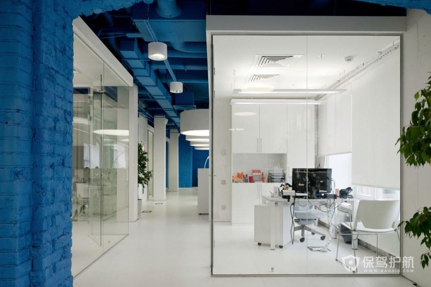 小户型领导办公室装修效果图