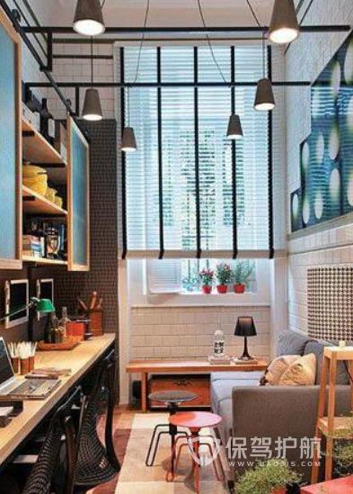 又长又窄客厅怎么装?又长又窄的客厅设计图