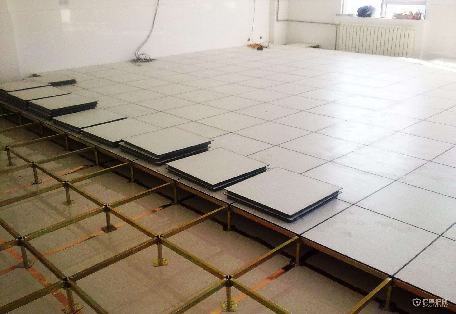防静电瓷质地板的特点是什么呢?怎么选购?
