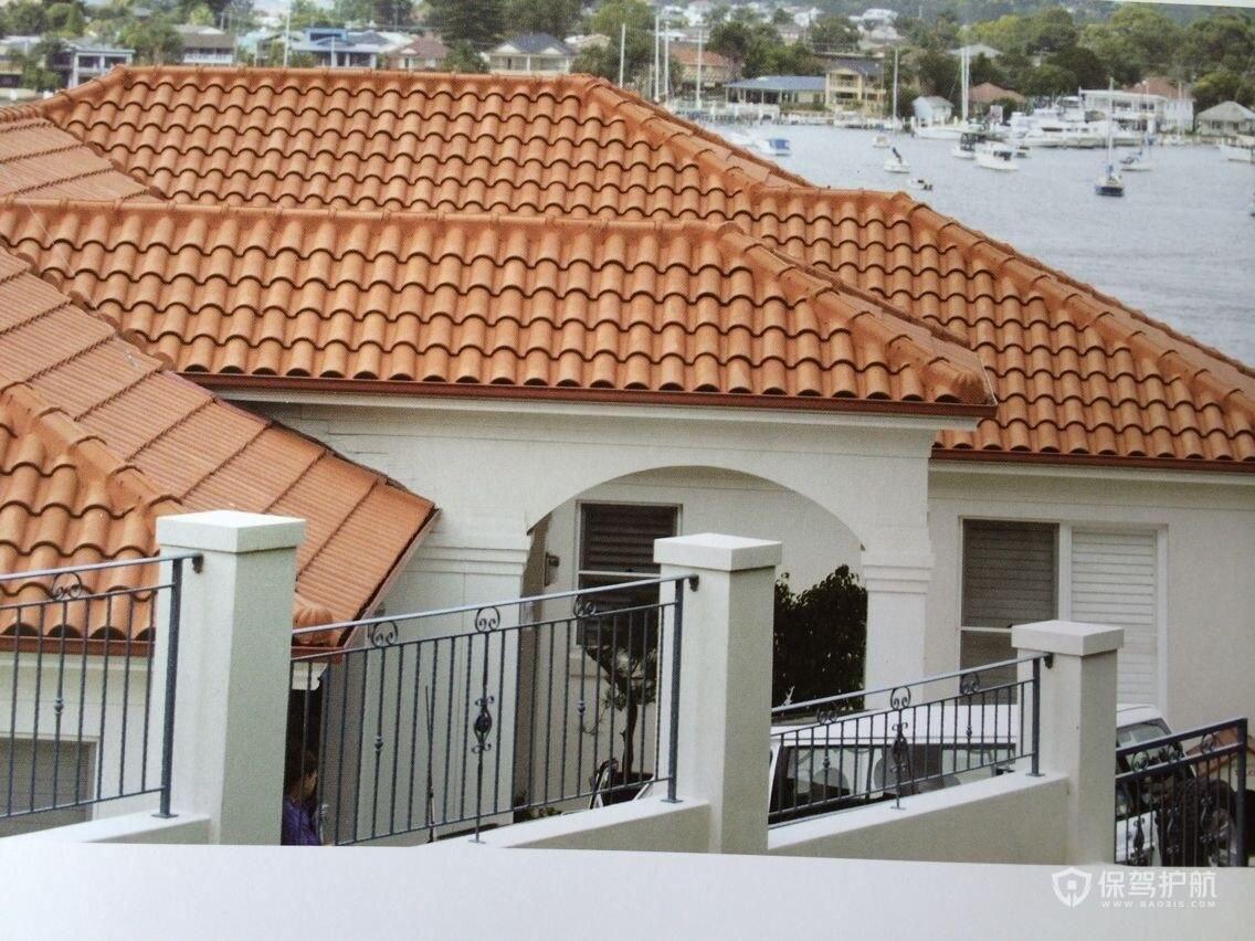 屋顶瓦片安装-保驾护航装修网