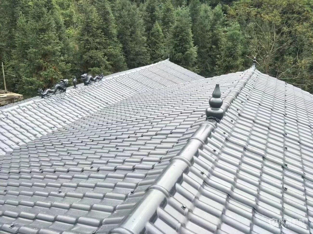 自建房屋顶瓦片怎么选择?常见屋顶瓦片的优缺点
