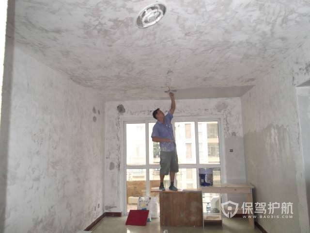 二手房墙面翻新方法,旧房墙壁如何装修
