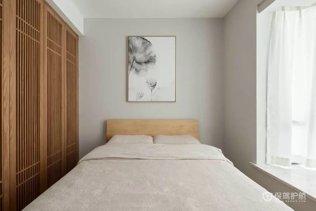 10平米日式小卧室装修效果图