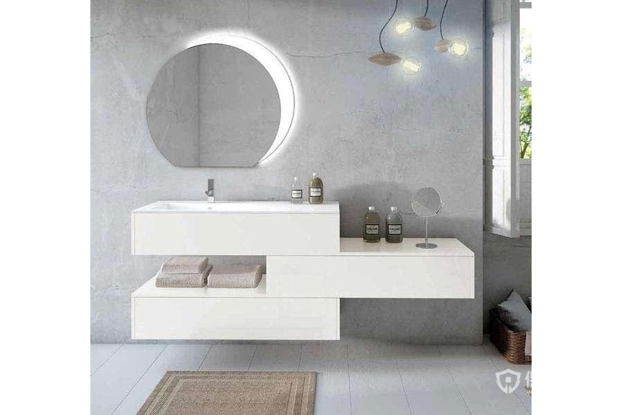 如何挑选浴室柜,浴室柜的注意事项