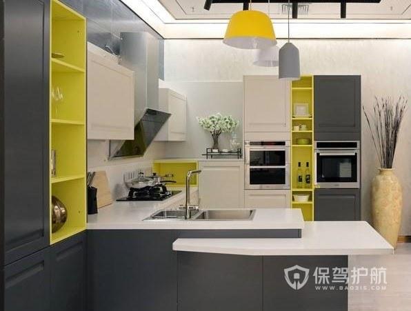 櫥柜門板材料哪種好,櫥柜顏色如何選擇
