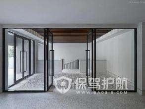 玻璃门如何安装,玻璃门装配注意点