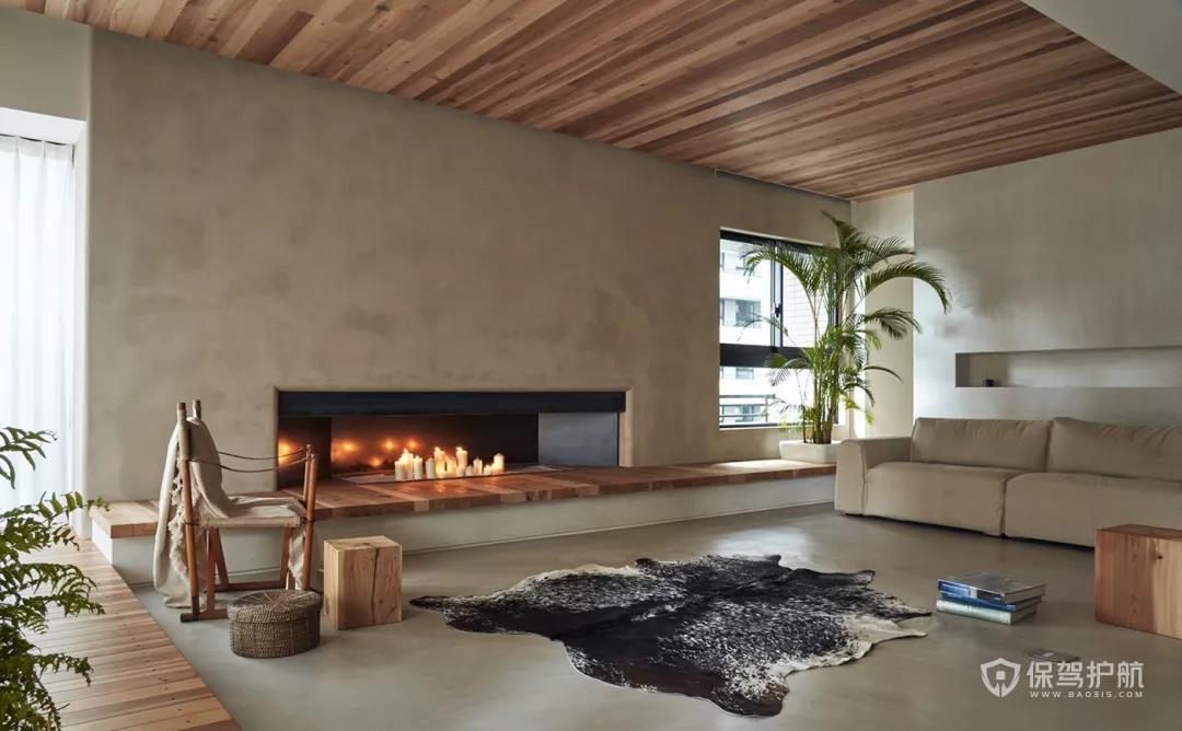客厅水泥地面怎么处理好看?水泥地面施工要注意什么?