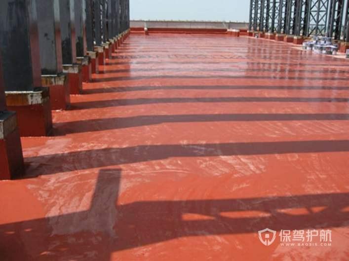 建筑防水涂料种类