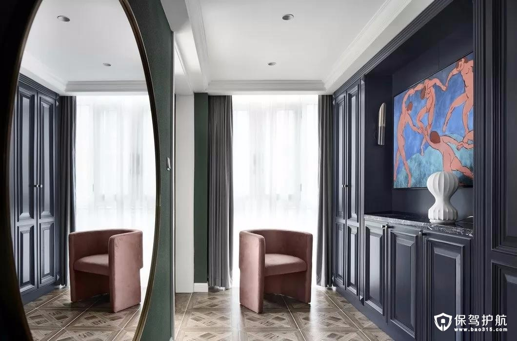 星光璀璨的欧式风格别墅装修效果图