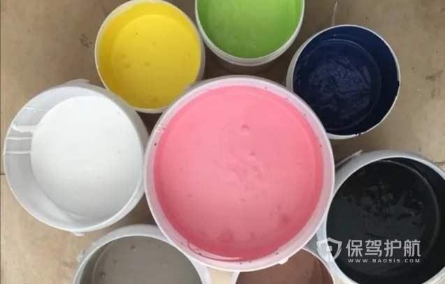 油漆和乳胶漆的区别