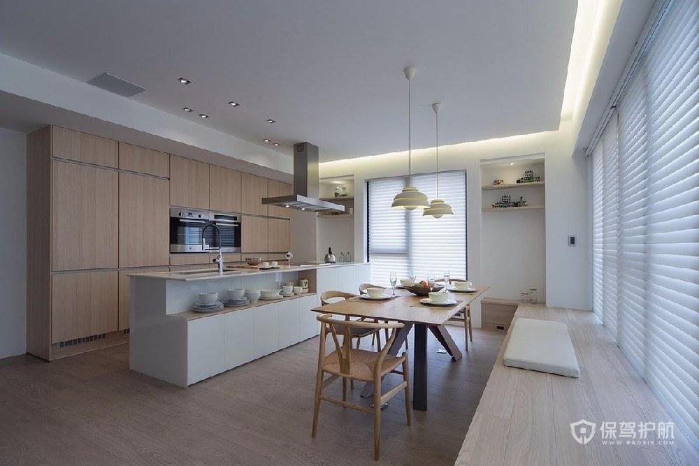 开放式厨房怎么装修?开放式厨房装修效果图