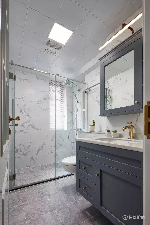 衛生間淋浴房裝修效果圖