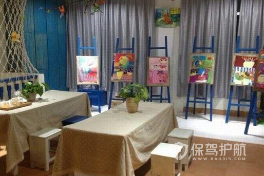 儿童画室如何选装修材料?儿童画室装修效果图