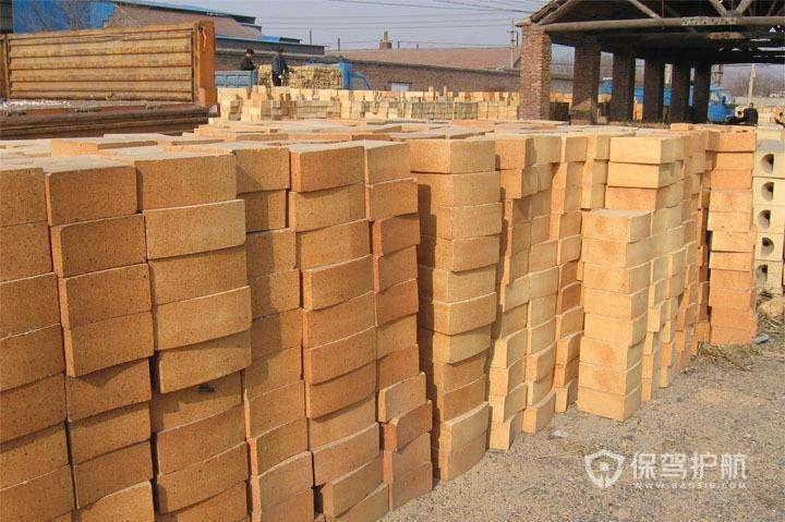 耐火砖的种类,耐火砖的规格以及耐火砖的特点