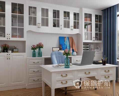 小書房書柜怎么樣設計好?小書房書柜有哪些禁忌