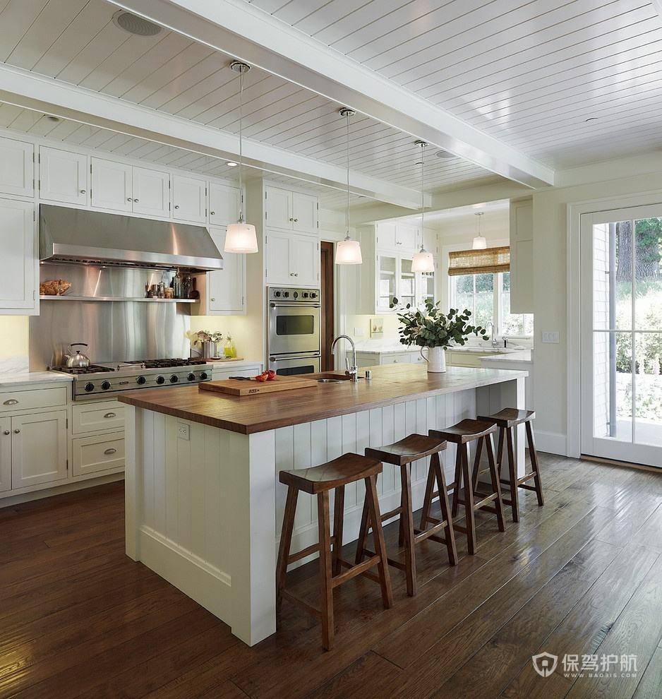 【厨房装修技巧】开放式厨房油烟解决办法有哪些?