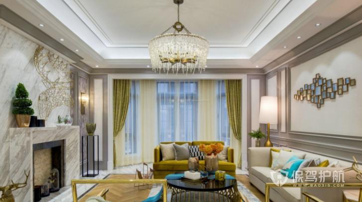 如何選購客廳水晶燈? 客廳水晶燈效果圖