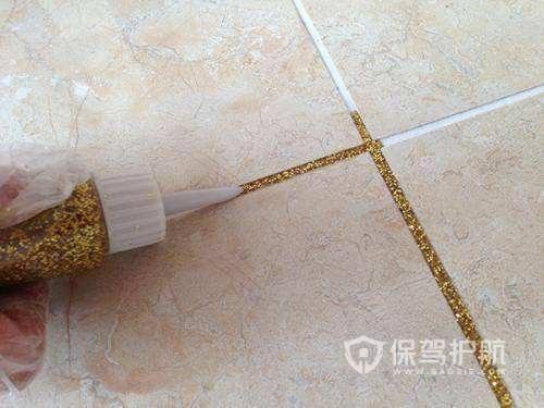 瓷砖填缝剂使用方法,瓷砖填缝剂的作用