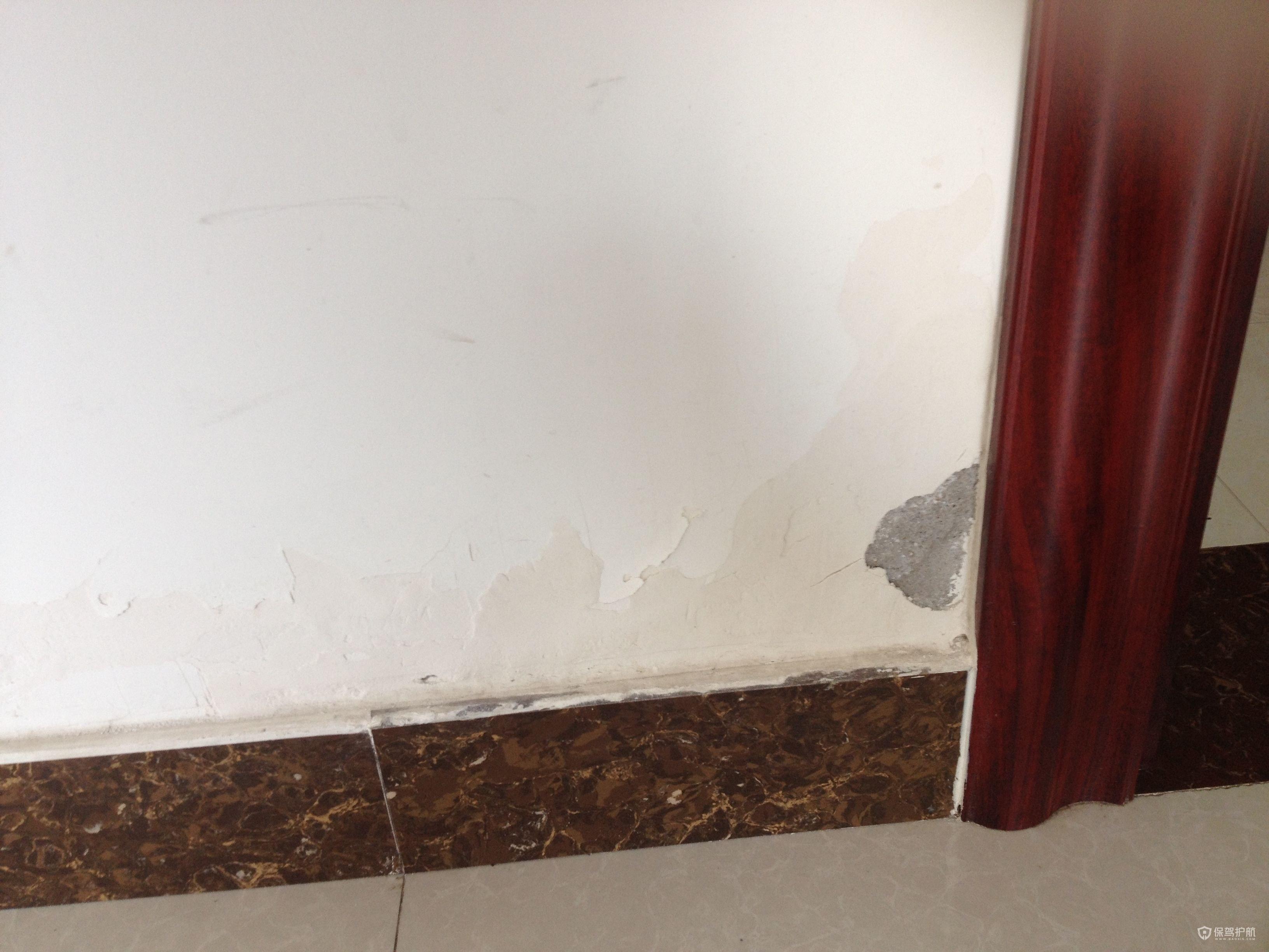 卫生间外墙脱落怎么办?施工步骤有哪些?