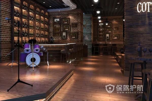 音樂酒吧怎么裝修好?音樂酒吧裝修效果圖