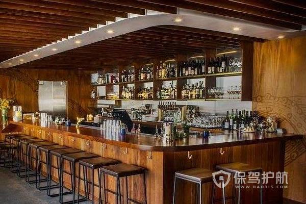 酒吧吧臺高度一般多少?酒吧吧臺怎么裝修好?